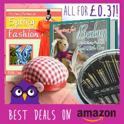 Sewing stuff for just 31p