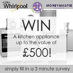Win a kitchen appliance