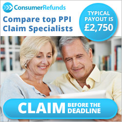 Reclaim miss-sold PPI with Consumer Refunds