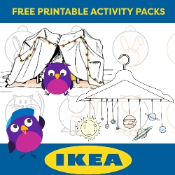 Free printable activity packs