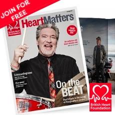 Free Heart Matters Magazine from British Heart Foundation