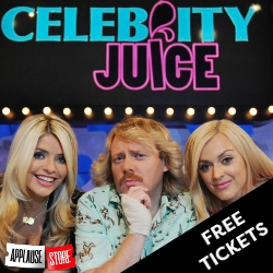 Celebrity Juice - Free Tickets
