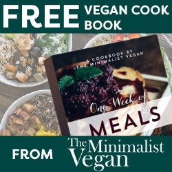 Free vegan cook book
