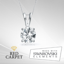 Free Swarovski Necklace From Red Carpet Jewellers