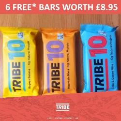 Free Tribe Snack Bars