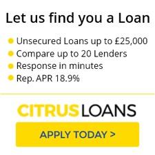 Citrus Loans Banner