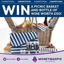 Win a picnic basket