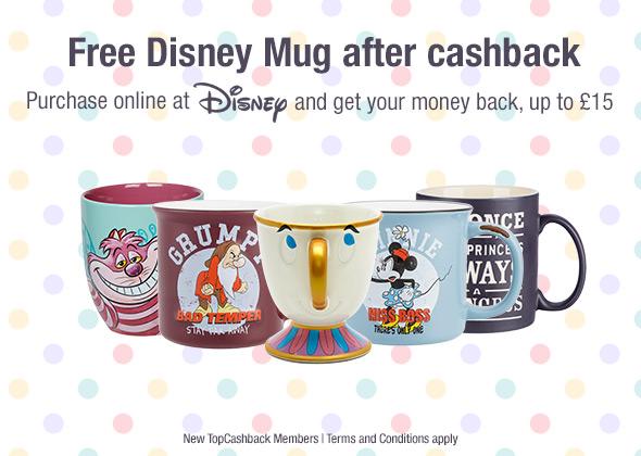 Disney Mug