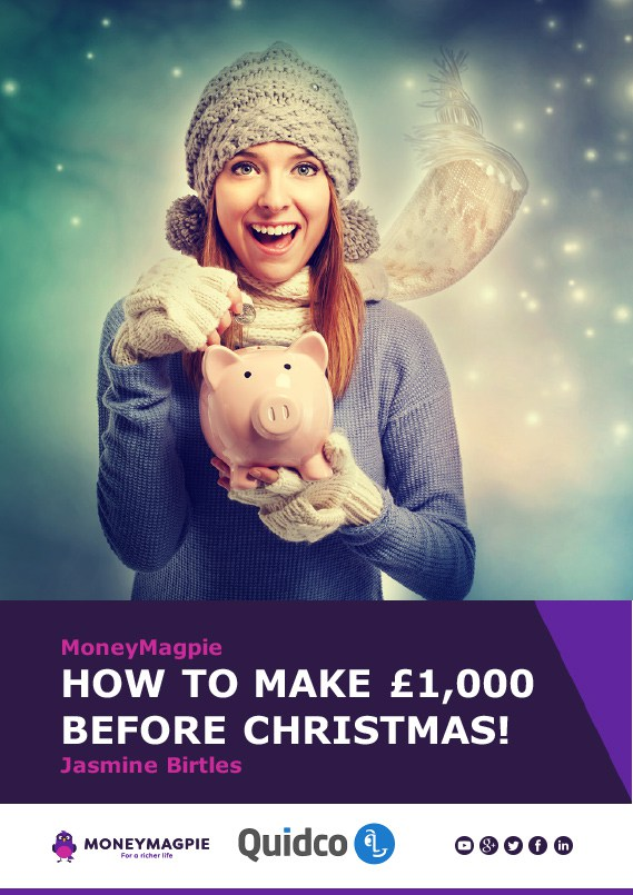 Free eBook - Make £1,000 before Xmas