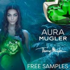 Free Aura Mugler Samples