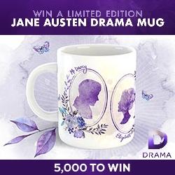 Win a Limited Edition Jane Austen Mug