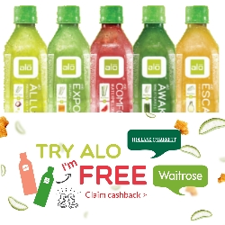 Try ALO for free