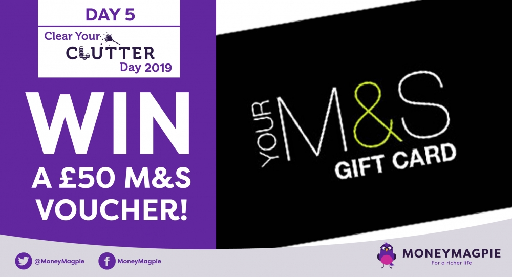 M and s voucher
