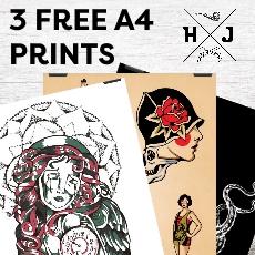 Free Hobo Jack Prints