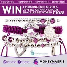 Win a bracelet worth £108