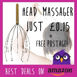 Head Massager for 15p