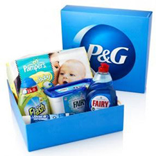 Free P&G products