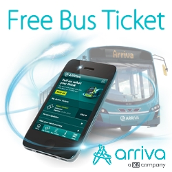 Free bus ticket