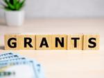 Grants offer free cash.