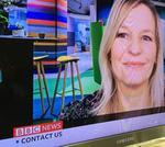Jasmine Birtles on BBC TV