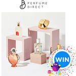 Win £50 to Spend with Perfume Direct