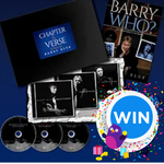 Win a Barry Blue Box Set