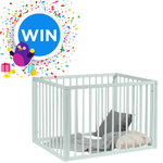 Win a Mokee Play Pen