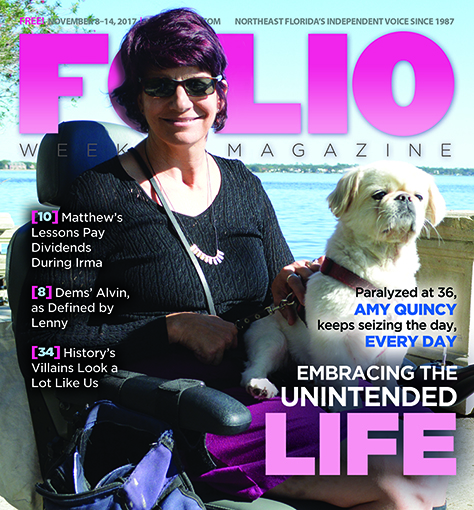 Folio Weekly Magazine: Embracing the Unintended Life