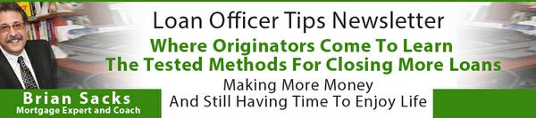 Loan Officer Tips