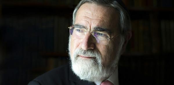 "A Tribute to Late Chief Rabbi Sacks Z""L"