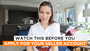 Tips for opening up your Amazon seller central account ✍️