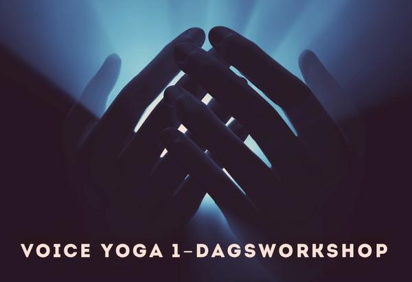 Voice Yoga: ontdek de klank van de stilte in jezelf