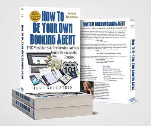 How To Be Your own Booking Agent