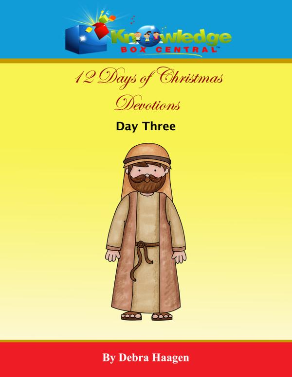 Knowledge@Kindle - 12 Days of Christmas Devotions Days 3 & 4 (FREEBIES)
