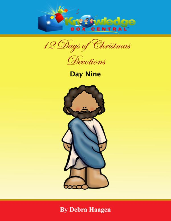 Knowledge@Kindle - 12 Days of Christmas Devotions Days 7-12 (FREEBIES)