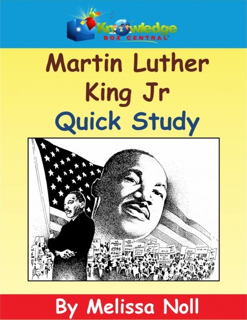 Knowledge@Kindle - Happy Birthday, Dr. King (FREEBIE)