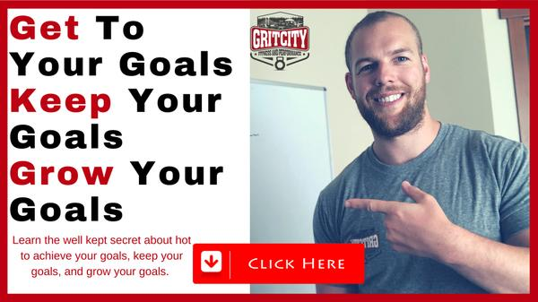 Click Here To Watch - Get your goals, keep your goals, grow your goals