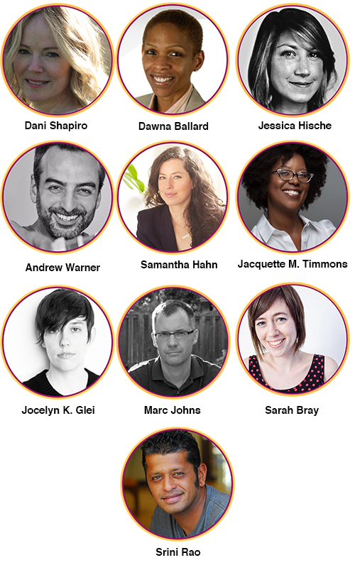 Creative Clarity Summit Speakers