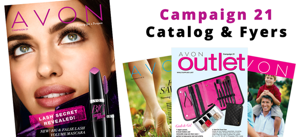View the Campaign 21 Avon Catalog Here