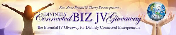 Divinely Connected Gift Giveaway JV