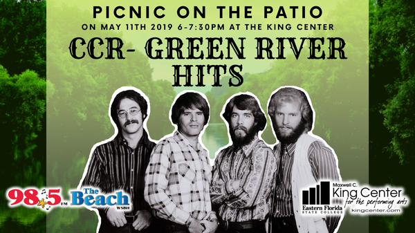 WIN TICKETS TO CAL: CREEDENCE CLEARWATER REVIVAL! | 98 5 The Beach