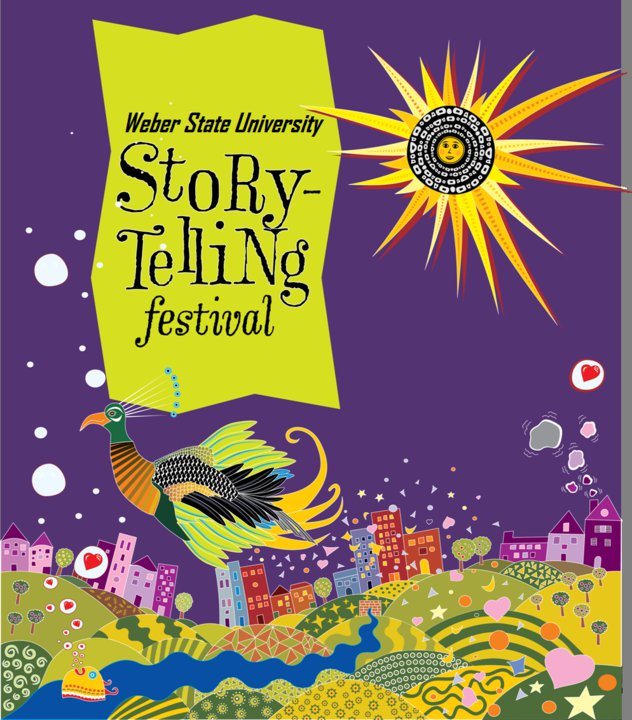 Clearfield City Storytelling Festival