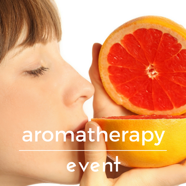 aromatherapy workshop event
