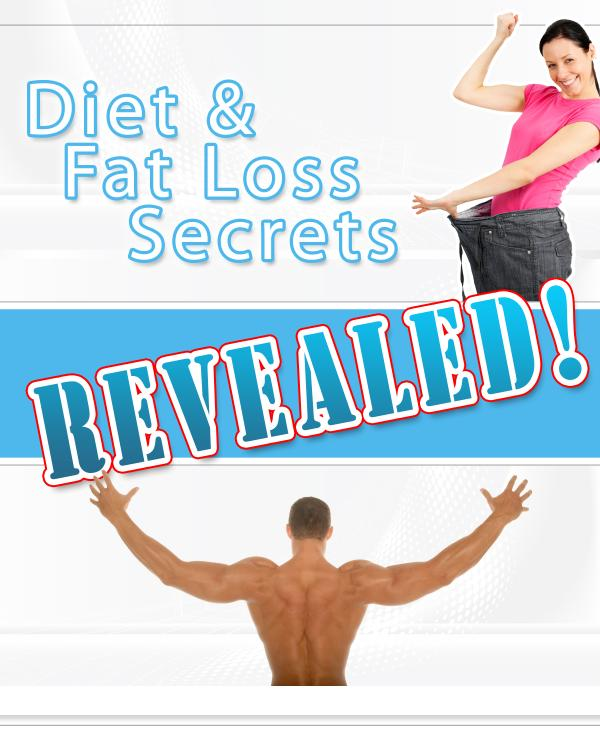 Diet & Fat Loss Secrets Revealed - cover photo.jpg