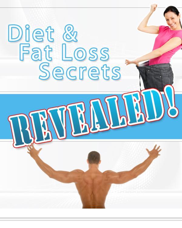 Diet & Fat Loss Secrets Revealed - cover photo.jpg