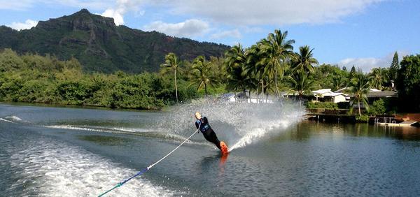 Kauai Waterski & Surf