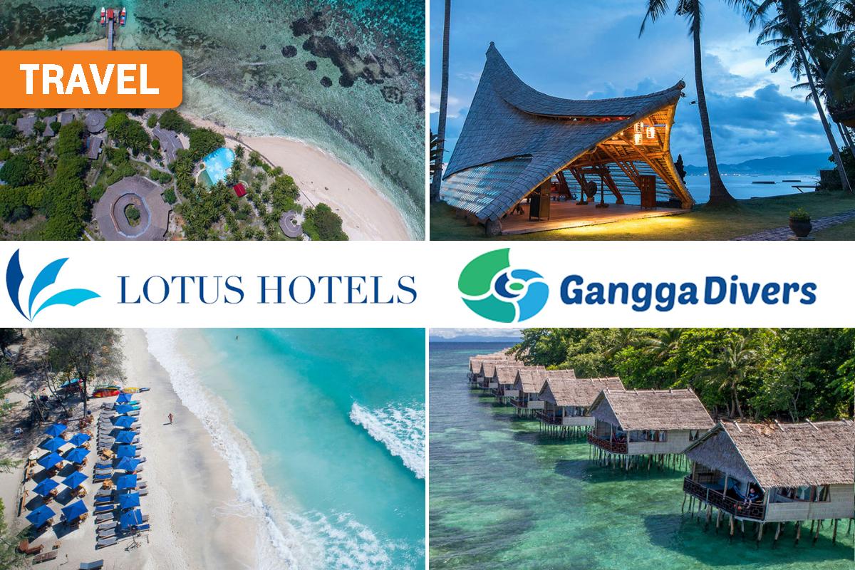 Gangga Divers Lotus Hotels