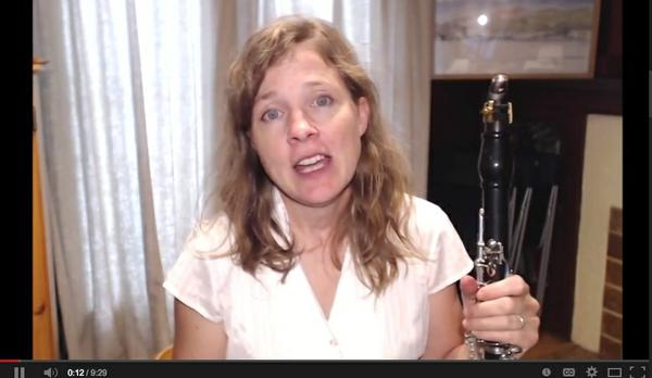 Link to You Tube Video on improving your musical rhythms
