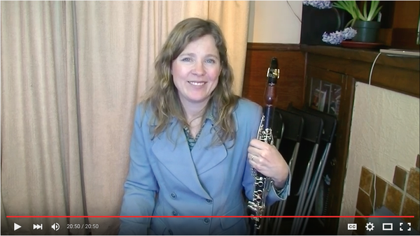 Link to You Tube video: Tone Checklist Part 3 - Better Air Support for Better Tone