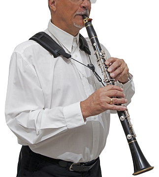 The Duo Clarinet Thumbrest Cushion